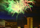 Sky's The Limit As Holiday Festivities, Fireworks Begin July 1