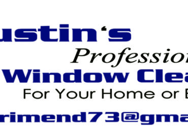 Justin's Professional Window Cleaning