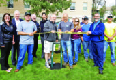 Infinity Park Gets Adult Outdoor Fitness Equipment Thanks To Brock