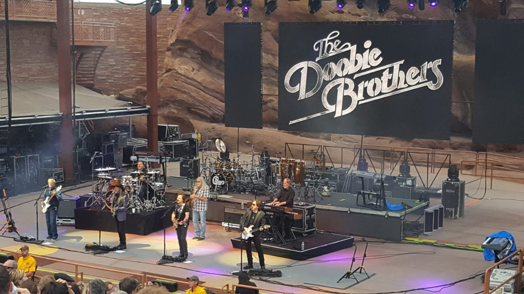 Legendary Bands Play Red Rocks Before A Sold Out Crowd Glendale