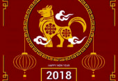 Ring In Year Of The Dog
